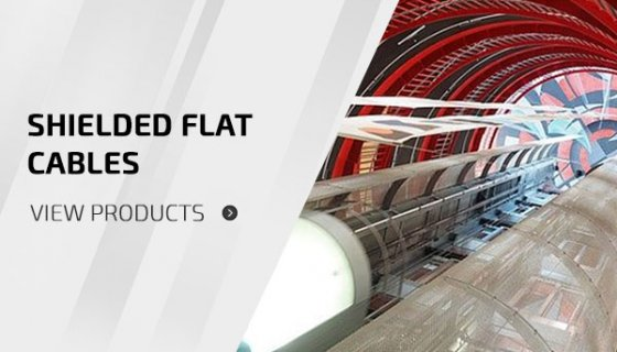 Shielded Flat Cables