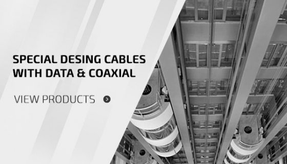 Special Desing Cable With Data & Coaxial