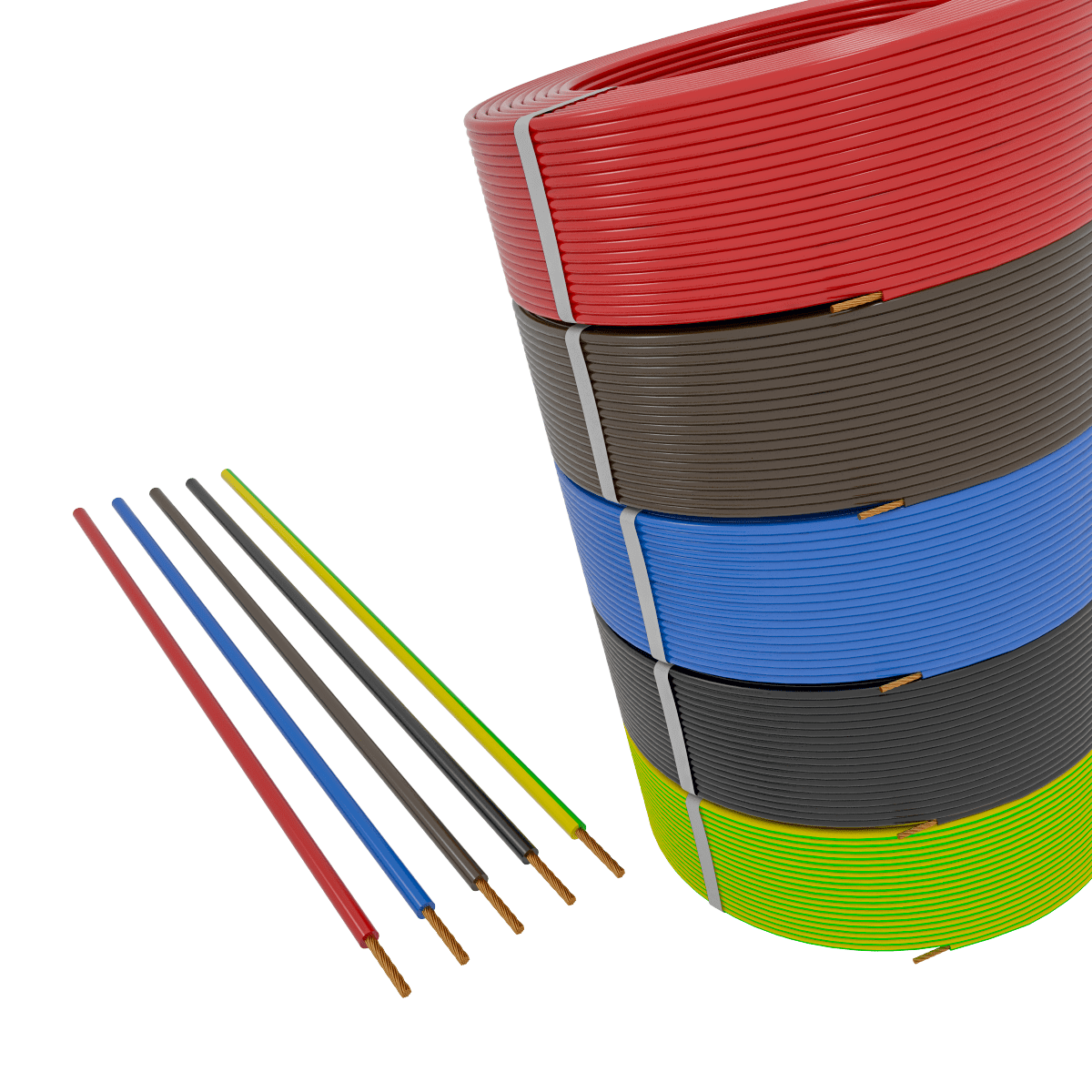 0,5 mm² Insulated Cable
